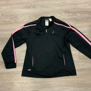 RBK | Breast Cancer Awareness athletic jacket
